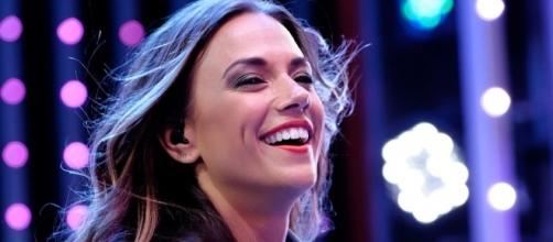 Will a case of the flu hurt Jana Kramer's 'DWTS' 2016 Mirrorball chances? Justin Higuchi/Wikimedia