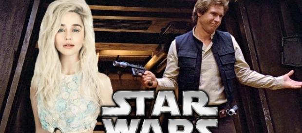 Emilia Clarke entra para o elenco de Star Wars