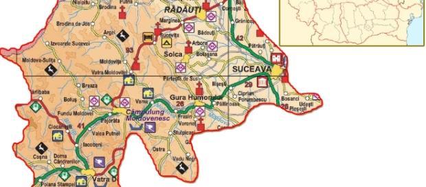 Ghid turistic Bucovina, Romania - Infotour.ro - infotour.ro