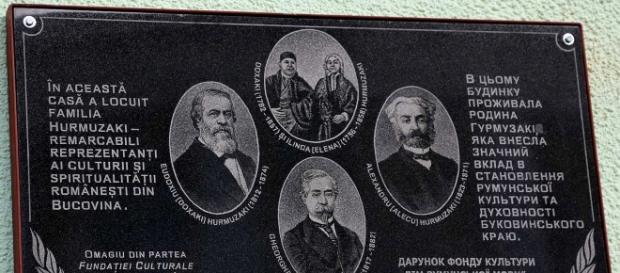 Istoria familiei Hurmuzachi este fabuloasă
