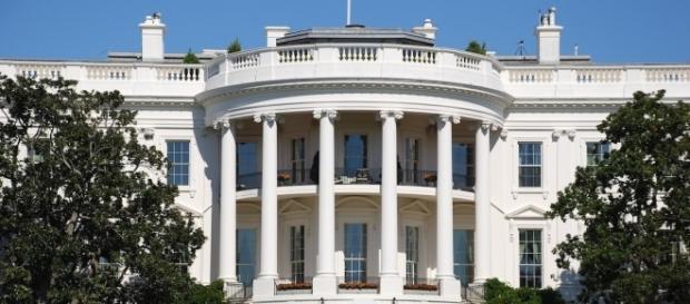 La Casa Bianca, residenza dei presidenti degli USA