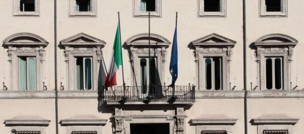 Roma, Palazzo Chigi: sede del Governo