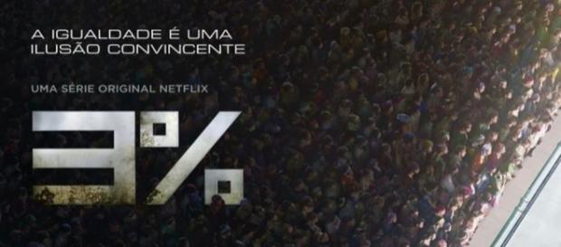 Série 3% estreia dia 25 na Netflix