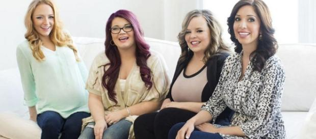 Teen Mom OG cast promo photo via MTV