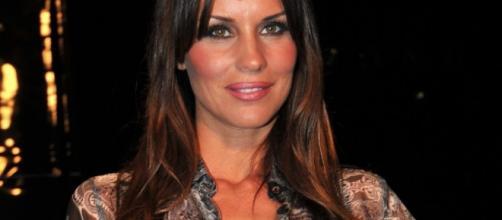 Antonella Mosetti ex concorrente del Grande Fratello VIP.