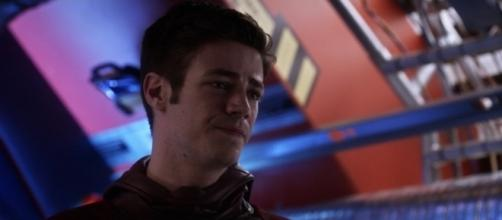 Barry Allen/The Flash (Grant Gustin) in 'The Flash'/Photo via screencap, 'The Flash'