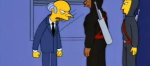 Burns visita de inspectores en la planta