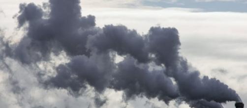 Desmatamento provocando aumento de emissões do CO2.