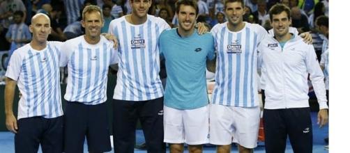Finale Coppa Davis 2016: i convocati dell'Argentina