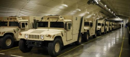 I Marines sbarcano in Norvegia, e la Russia minaccia di puntare le testate nucleari contro Oslo