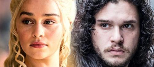 Il Trono di Spade spoiler: la trama della settima stagione, 1° parte: Jon e Daenerys