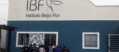 Instituto Beija Flor: ONG voltada a aulas de música e cidadania para crianças em Colombo-RMC-PR