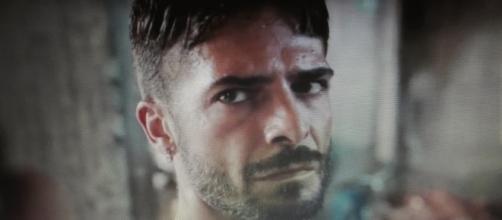 Marco Bocci in una scena della fiction 'Nome in codice Solo'