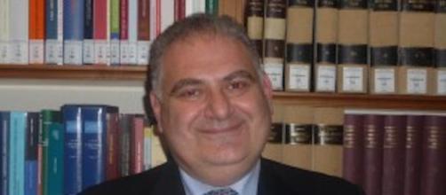 Prof Massimo Siclari, ordinario di diritto costituzionale presso Roma Tre