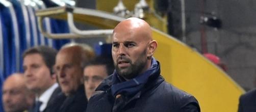 Roberto Stellone, tecnico del Bari.