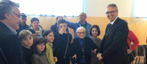 Terremoto Centro Italia, Rosa: 106 anni, due guerre e tre ... - bcrmagazine.it