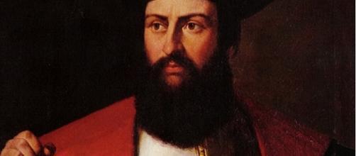 Vasco da Gama descobriu o caminho marítimo para a Índia