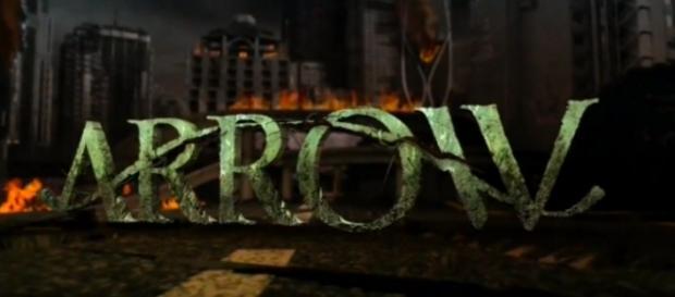 Arrow tv show logo image via Flickr.com