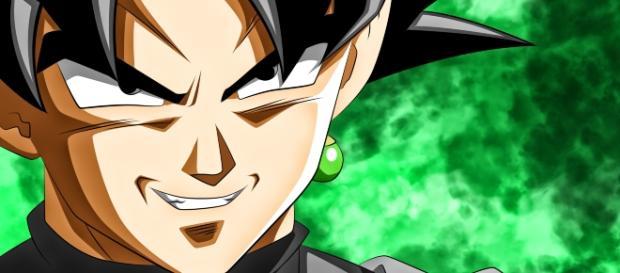 Black Goku dragon ball super deviantart
