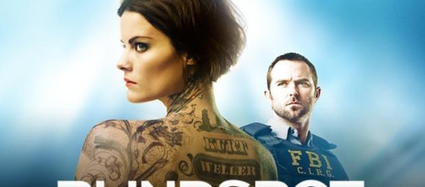 Blindspot tv show logo image via Flickr.com