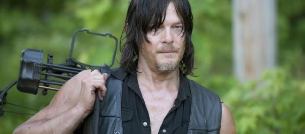 Daryl Dixon na série The Walking Dead