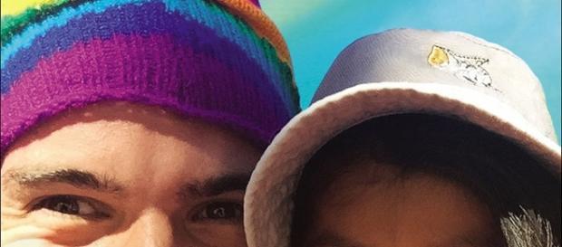 Dove nasce l'arcobaleno, il libro di Andrea Caschetto