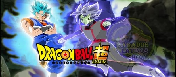 Dragon Ball Super Vegetto vs Zamasu