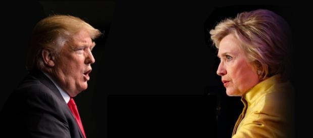 Elezioni Usa, Trump avanti nei sondaggi: Clinton in affanno