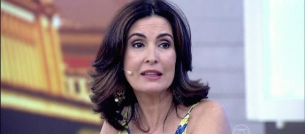 Fátima Bernardes protagonizou momento insólito