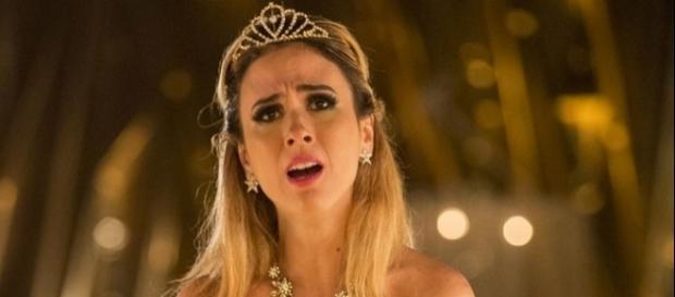 Fedora em 'Haja Coração' (Divulgação/Globo)