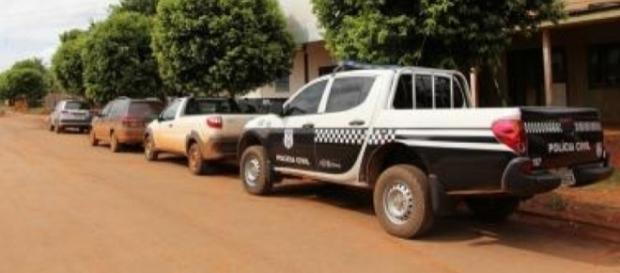 Homem foi preso na delegacia de Nova Ubiratã, Mato Grosso