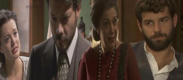Il Segreto, anticipazioni trama 1202: Lucas scioccato, Francisca manipolatrice