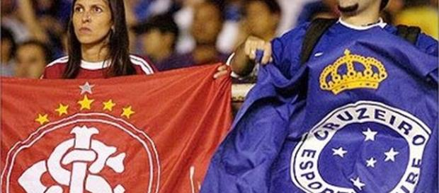 Inter e Cruzeiro terão que vencer Atlético MG e Grêmio fora de casa.