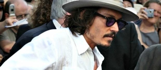 Johnny Depp nel secondo capitolo di 'Animali Fantastici e dove trovarli'.