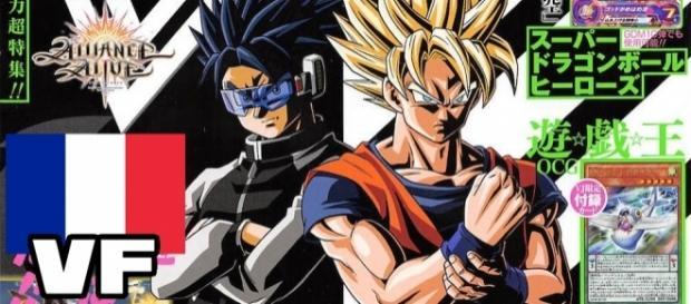 Le chapitre spécial Xenoverse 2, dessiné par Toyotaro et supervisé par Akira Toriyama !