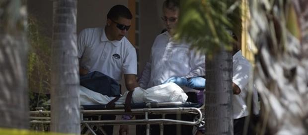 Massacre deixou em estado de choque os vizinhos e a escola onde os meninos estudavam