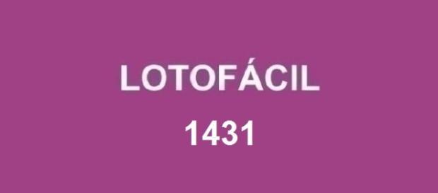 Resultado da Lotofácil 1431 será anunciado pela Loterias Caixa