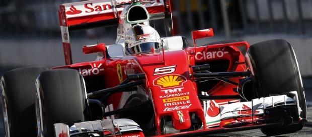 Sebastian Vettel joined Ferrari as a four-time world champion in 2015