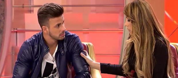 """Steisy con mucho miedo, a Cristian: """"Blanca no va a venir a ... - telecinco.es"""