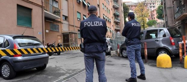 Strage familiare nel quartiere genovese di Cornigliano