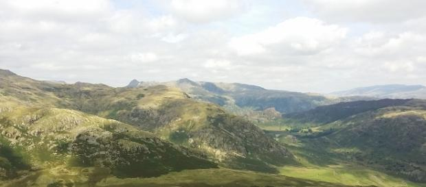 The Lake District in all its glory!