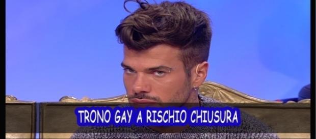 Uomini e Donne news, trono gay a rischio cancellazione: ecco il motivo