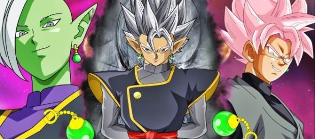 zamasu y su fusion dragon ball super