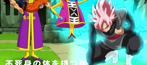 Zeno-chan aparece a sellar a zamasu