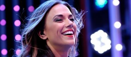 Jana Kramer may not dance with Gleb Savchenko during the 'DWTS' season 23 finals. Justin Higuchi/Wikimedia