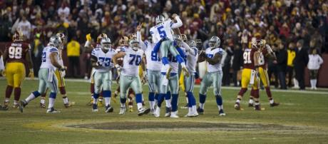 The Redskins and Cowboys will meet on Thanksgiving Day 2016. [Photo via Flickr Creative Commons]