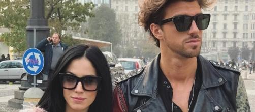 Andrea e Giulia avvistati a Bologna.