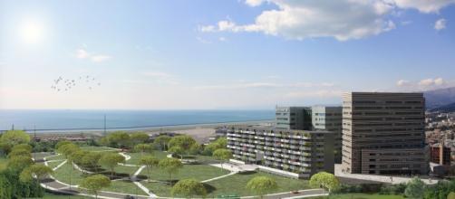 Il nuovo Parco Tecnologico degli Erzelli di Genova