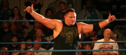 Samoa Joe recaptured the NXT title at Saturday's WWE PPV. [Photo via Flickr Creative Commons]