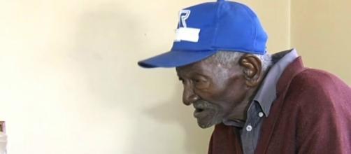 José Aguinelo dos Santos pode ser o homem mais velho do mundo.